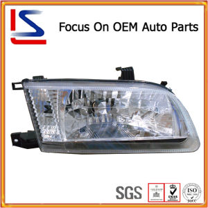 Auto Accessories Head Lamp for Sunny B15 ′00-03 (R-26025-4M420/L-26075-4M420) pictures & photos