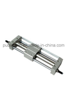 High Quality SMC Type Magnetically Coupled Rodless Cylinder Cy1s pictures & photos