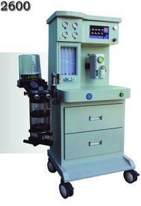 Trolley Anesthesia Machine (UNT-2600)