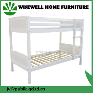 Pine Wood Bunk Bed with Single Beds (WJZ-B115) pictures & photos