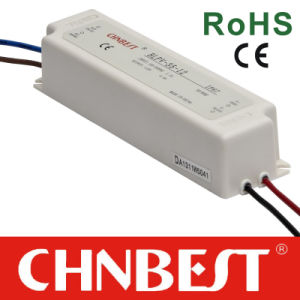 35W 5VDC Waterproof IP 67 LED Driver Switching Power Supply with CE and RoHS (BLPV-35-5) pictures & photos