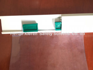 PVC Strip Hanging System Clips pictures & photos