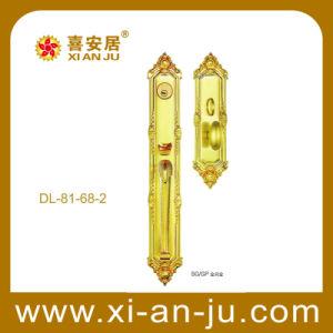 High Quality Hardware Zinc Alloy Door Handle (DL-81-68-2)