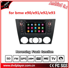 for Car Audio BMW E90/E91/E92/E93 with MP4 Player GPS Navigator pictures & photos