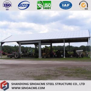 Steel Construction Warehouse for Storage Agriculture Equipment pictures & photos