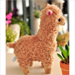 Alpaca Stuffed Animal, Alpaca Plush Stuffed Animal Toy pictures & photos