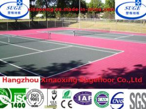 Interlocking Modular Sports Flooring Dustproof for Playground Flooring pictures & photos