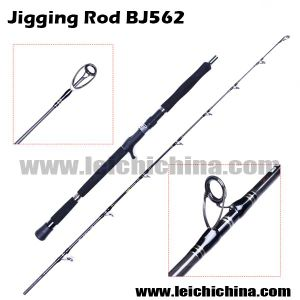 Chinese High Quality 2 Section Carbon Shore Jigging Rod pictures & photos