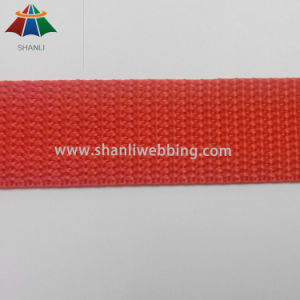 1 Inch Orange Lightweight PP Webbing Tape pictures & photos
