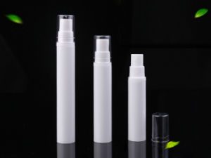 White Color Airless Bottle with Pump (NAB14) pictures & photos