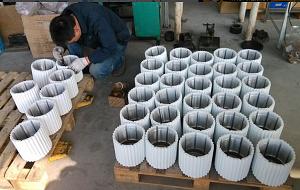 Brushless 2kw 48V/96V Pma Permanent Magnet Generator pictures & photos