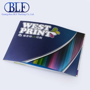 Full Color Printing Custom Logo Catalogo (BLF-F015) pictures & photos