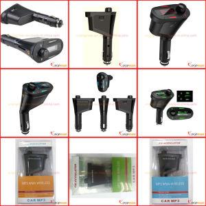 Car USB Flash MP3 Player FM Transmitter/Car MP3 FM Transmitter pictures & photos