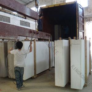 Wholesale Pure White Engineered Quartz Stone Slab pictures & photos
