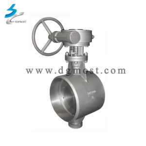 Custom-Tailored Stainless Steel Valve Casting Precision Butterfly Valve pictures & photos