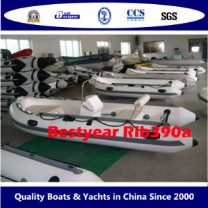 Bestyear Console Boat of Rib390A pictures & photos