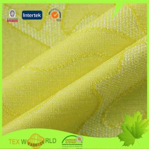 Weft Knit Nylon Spandex Jacquard Polyester Elastane Fabric