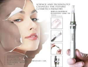 High End Microneedle Skin Needling Rechargeable Derma Stamp Pen pictures & photos