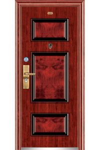 Steel Entrance Security Door (XY-8249)