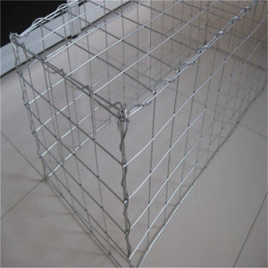 Stainless Steel Welded Gabion Baskets pictures & photos
