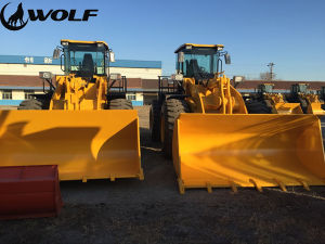 Wolf Zl60g 6t Construction Wheel Loader pictures & photos