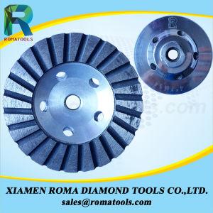 Diamond Cup Wheels Aluminium Turbo pictures & photos