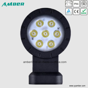 7W Outdoor LED Wall Light Down pictures & photos