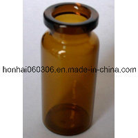 7ml Amber Tubular Glass Vial pictures & photos