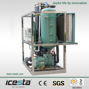 Air Cooled Bizter Compressor Competitive Tube Ice Machine pictures & photos