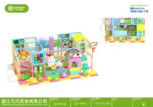 2014 Children Indoor Playground Equipment with TUV and GS Certificate (QQ-30003) pictures & photos