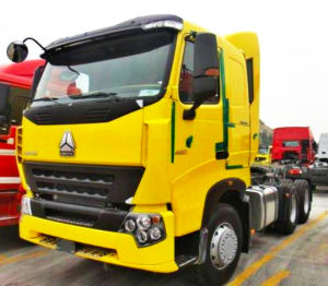 6X4 HOWO special for port terminal tractor pictures & photos