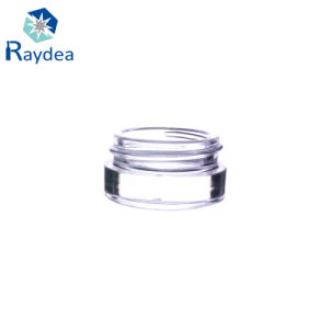 5ml Round Glass Cosmetic Bottle in Flint pictures & photos