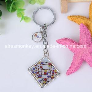 Wholesale Promotional Souvenir Customized Zinc Alloy Metal Keychain pictures & photos