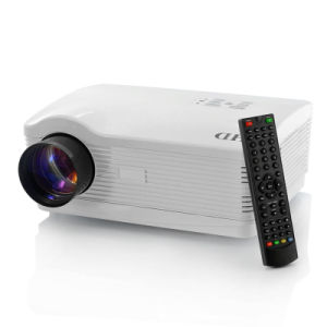 High Power LED HD Projector - 1280X768, 3000 Lumens, 2000: 1