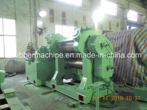 Three Roll Calendering Machine for Rubber Sheet pictures & photos