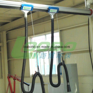 Guide Rail Intruction Fume Extraction Freely Moved Flexbile Arm pictures & photos