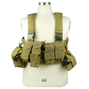 1000D Airsoft Tactical Gear Chest Rig Vest