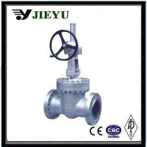 API Class 600lb Gear Operated RF/Rtj Gate Valve pictures & photos