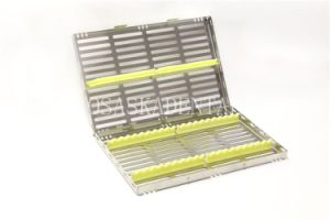 Dental Disinfect Box for Instrument Sterilization Small Size pictures & photos