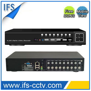 16CH H. 264 Network Standalone DVR (ISR-5016HE) pictures & photos