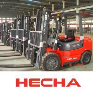 3.5 Ton Diesel Forklift Truck (FD35T-HWC3) pictures & photos