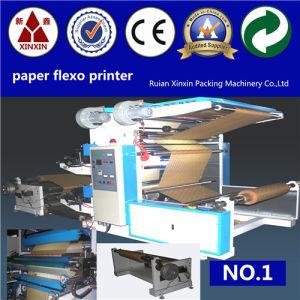 4 Color Non Woven Flexographic Printing Machine (YT) pictures & photos