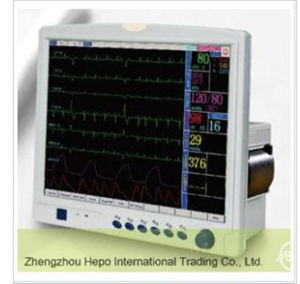 Professional Manufacturer Clinical Multi Parameters Patient Monitor (HPM2000-09) pictures & photos
