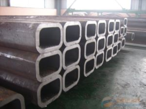 Carbon Steel Seamless Steel Black Tubes pictures & photos