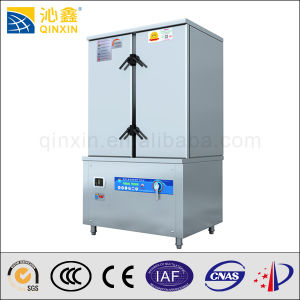 Stainless Steel Induction Rice Steamer for Commercial Restaurant Kitchen pictures & photos