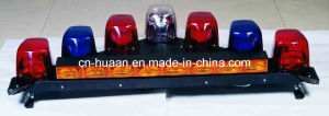 V Type Emergency Warning Light Bar with Dash Light (TBD-050532) pictures & photos