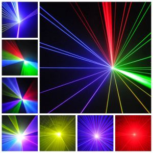 1W RGB 10kpss Ilda Animation Stage Laser Light for KTV/Clubs/Party pictures & photos