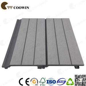 Building Material Outdoor Decoration WPC Wall Panel/Cladding pictures & photos