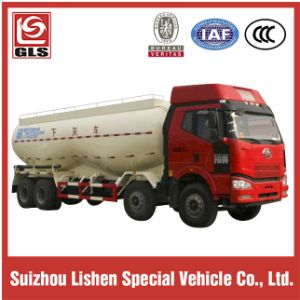 6X4 Dongfeng 15000L Bulk Powder Material Tank Truck pictures & photos