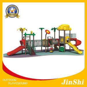 Animal World Series Children Outdoor Playground, Plastic Slide, Amusement Park GS TUV (DW-007) pictures & photos